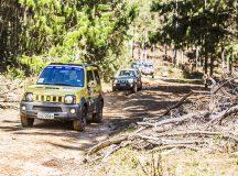 Próximo destino do passeio off-road Suzuki Day é Pirenópolis, em Goiás - Foto: Helora Moraes/Suzuki