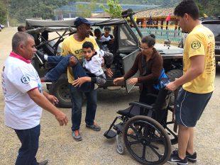 Passeio inclusivo Jeep Clube de Ribeirão Pires este mês