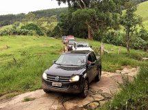 Passeio 4×4 de 1 dia na região de Salesópolis-SP
