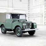 LAND ROVER comemora 70 anos e lista os 10 modelos mais icônicos de sua história