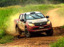 Rali cross-country de velocidade é tradicional - Ricardo Leizer/Mitsubishi