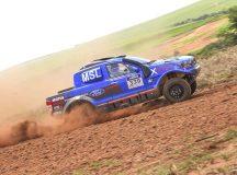 Gunter Hinkelmann e Maykel Justo disputaram em Barra Bonita o Rally dos Amigos (Luciano Santos/DFotos)