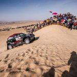 """MINI conquista segundo lugar no Rally Dakar 2019 com dupla espanhola Joan """"Nani"""" Roma e Alex Haro"""