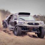 SsangYong Rexton DKR conclui  Dakar 2019 com pódio heróico