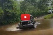 Passeio Ilha Comprida 4×4 e 6×6 Adventure Truck Brasil
