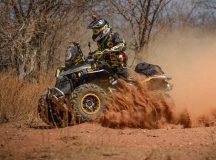 Geison compete com quadriciclo Can-Am Renegade 1000 cc (Fotop)
