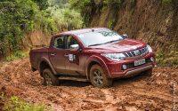 Cursos off-road da Mitsubishi Motors atraem iniciantes e experientes no mundo 4×4