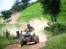 Belmont esteve no comando do novo Can-Am Renegade 1000cc (Doni Castilho/DFotos)