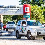 Com sol, poeira e muito 4×4, Mitsubishi Motorsports começa a temporada comemorativa de 25 anos