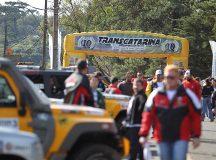 Transcatarina 2019 levará mais de 700 pessoas à Fraiburgo, SC  (Marcus Cicarello/DFOTOS)