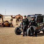 Brasileiros lideram os UTVs do Mundial de Rally Cross Country após duas provas