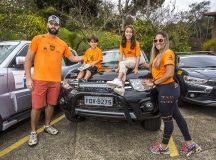 Podem participar no sábado ou no domingo - Helora Moraes / Mitsubishi