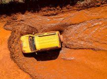 Evento é oportunidade de testar os Suzuki no off-road - Foto: Cadu Rolim