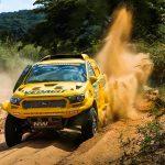 O 13º Rally Cuesta Off-road terá concentração no Ginásio Governador Mário Covas em Botucatu