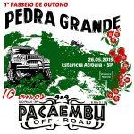 1º Passeio de Outono Pacaembu Off Road Estância Atibaia/SP