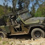 Jeep J8 será montado no Brasil