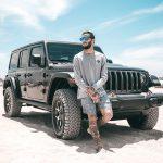 Surfistas Filipe Toledo e Nikki Van Dijk viram embaixadores da marca Jeep®