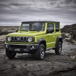 Suzuki Jimny Sierra é o vencedor do World Car Awards 2019