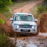 Com etapa animada e repleta de belas paisagens, Mitsubishi Motorsports começa temporada Nordeste