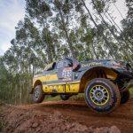Rally Cuesta definiu os campeões da 13ª edição