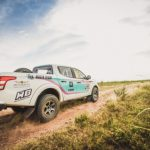 Sandra Dias/Josi Koerich são vice-campeãs na Super Production do 13º Rally Cuesta Off-Road