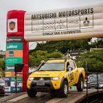 Comemoração de 25 anos do Mitsubishi Motorsports chega a Tiradentes (MG)