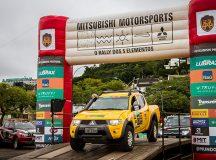 Próxima etapa será dia 18/5, em Tiradentes (MG) - Adriano Carrapato/Mitsubishi