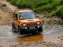 Passeio é opção para quem quer colocar seu Suzuki na terra - Foto: Cadu Rolim