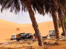 Clube Abu Dhabi 4×4 – AD4x4- O mais antigo clube off road dos Emirados Árabes