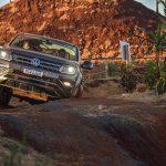 Amarok V6: potência e precisão no Off Road