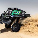 Brasileiros defendem a liderança dos UTVs no Mundial de Rally Cross Country