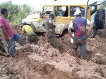 Acre Jeep Clube une forças e realizada resgate Off Road