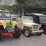 Exposição de Jeep Willys é uma das atrações da XXVI Fenajeep