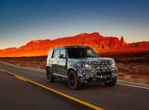 Novo Land Rover Defender entra na fase final de testes e atinge 1.2 milhão de quilômetros rodados