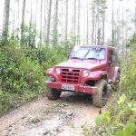 Rally de Regularidade da XXVI Fenajeep será uma das etapas do Campeonato Catarinense