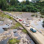 A charmosa cidade de Gonçalves (MG) recebe o próximo passeio off-road Suzuki Day
