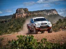 O Rally Jalapão terá 1228 km de percurso entre Bahia e Tocantins (Gustavo Epifanio/DFotos)