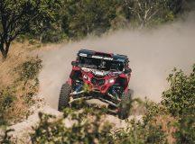 Gabriel Varela / Eduardo Shiga, Can-Am X3 XRS, são campeões nos UTVs (Alexandre Moreira/DFotos)