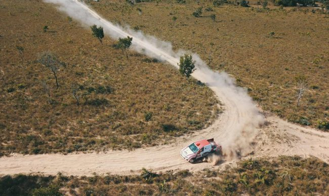 Maronezi vence Rally do Jalapão na categoria Super Production