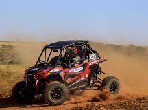 Moses Fliter esteve no comando do UTV Polaris (#152) (Luciano Santos/Photo Action)