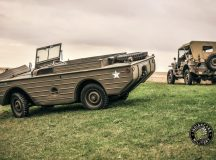 Jeep GPA Anfíbio da Segunda Guerra Mundial