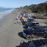 Passeio 4×4 Jeep Ilha Blues garante trilha off-road e show internacional