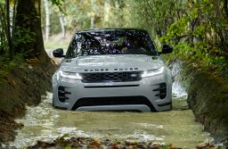 Segunda geração do Range Rover Evoque chega ao Brasil