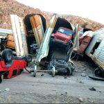 Dezenas de Jeeps Wranglers e pick-ups 2019 destruídas em descarrilamento de trem