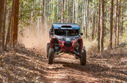 Bruno Varela conquistou o título do Rally de Inverno 2019 nos UTVs (Nicolas Gavlak/Photo Action)
