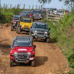 Copa Troller promove o primeiro rali em Pouso Alegre com número recorde de inscritos