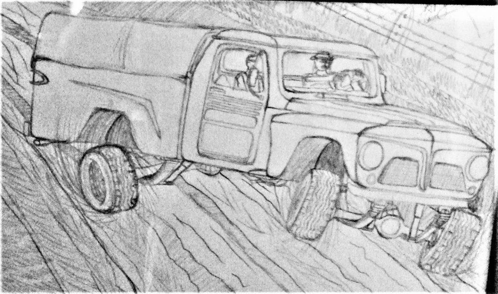 Paixao E Desenhos Os Retratos Reais Do Off Road Mais Off Road