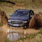 Ford Ranger 2020 ganha nova suspensão e amplia o conforto no asfalto e fora de estrada