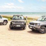 Jeep amplia liderança no segmento de SUVs no primeiro semestre
