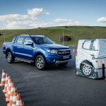 Nova Ford Ranger 2020 é a primeira picape no Brasil com assistente autônomo de frenagem